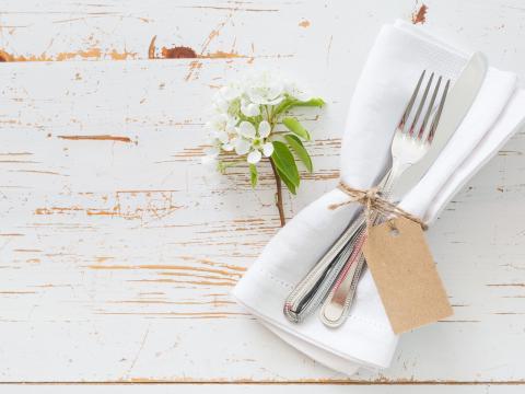 5 menu's voor een geslaagd communie- of lentefeest
