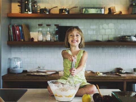 Koken voor mama? Kinderspel! 9