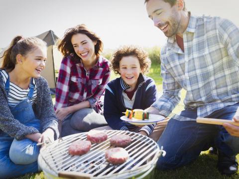 Barbecue: Règles de sécurité