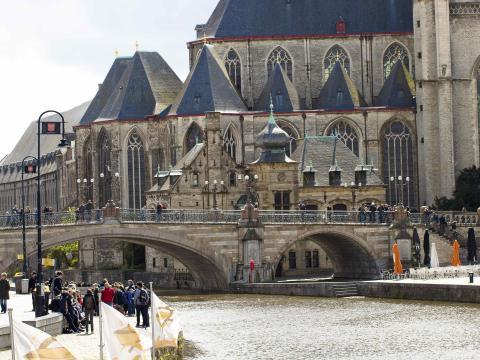 Lekkere groetjes uit Gent