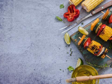 Vegetarische BBQ: lekker en supergemakkelijk