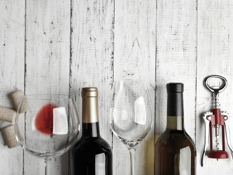 8 wijn hacks die je eerder had willen weten 1