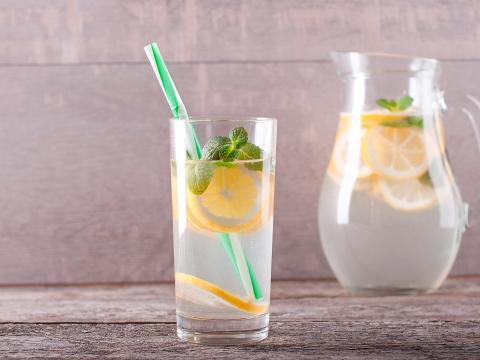 Drink vóór je dorst krijgt 5