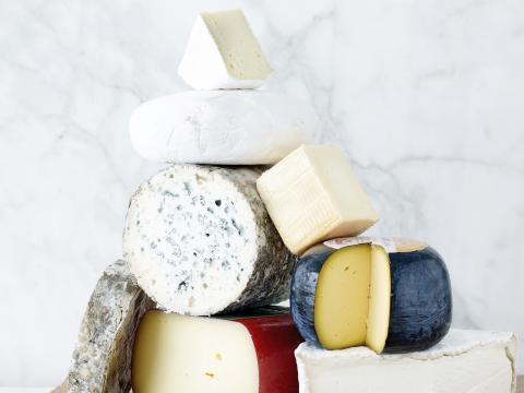 Stapelgek op Belgische kaas
