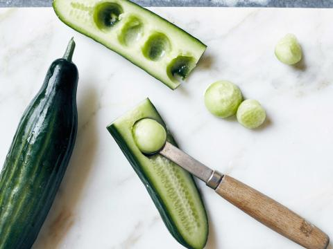 Komkommertijd!