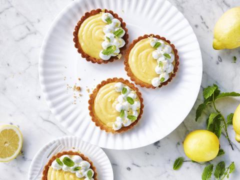 6 de heerlijkste citroendesserts