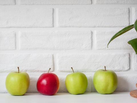 Welke appel kies je voor welk gerecht? 6