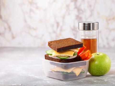Zo maak je de lunchbox van je kind gezond(er) 1