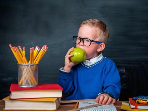10 ingrediënten die je kind nóg slimmer maken