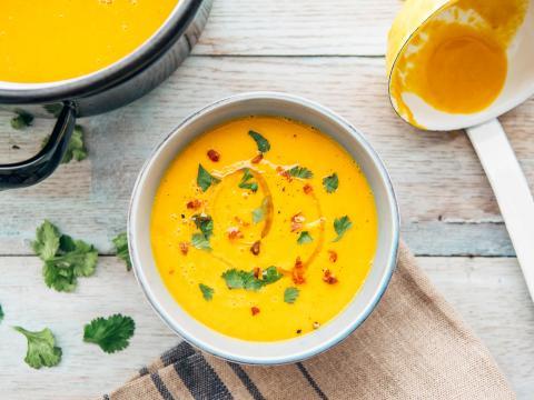 xx makkelijke manieren om soep te maken van restjes