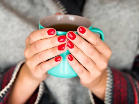 4 goede redenen om thee te drinken