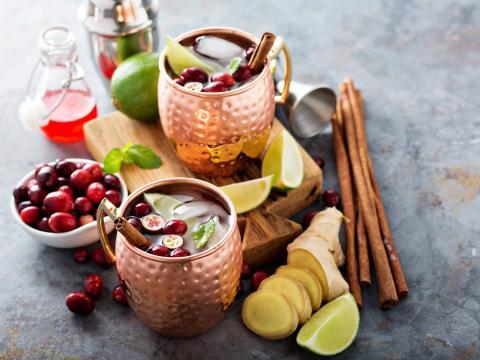 4 idées de cocktails pour l'automne 1