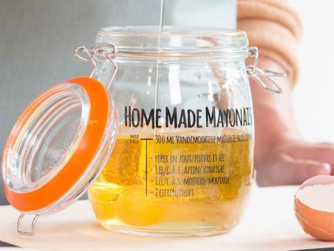 HOME MADE MAYONAISE: Welke olie gebruik je nu best? 4