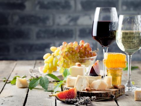 Welke wijn drink je bij welke kaas?