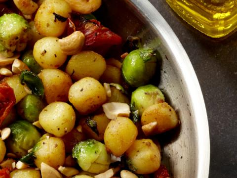 Petites pommes de terre avec un plus 7