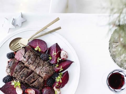 xxx makkelijke recepten met vlees voor Kerstmis 1