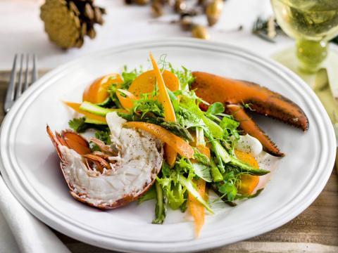 10 recettes avec du homard pour les fêtes