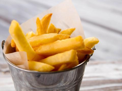 Pourquoi est-on accro aux frites?