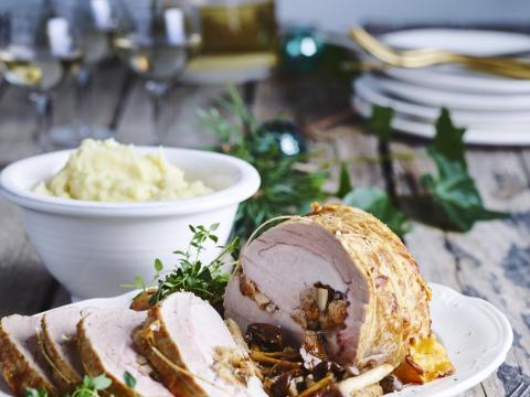 gebraad voor kerst recepten