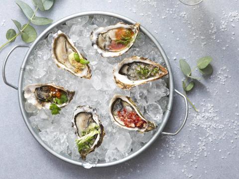 10 recettes avec les huîtres
