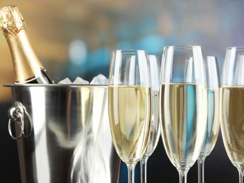 5 astuces pour servir le Champagne 1