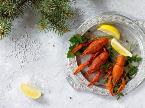 Fêtes de fin d'année: zoom sur la langoustine