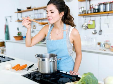 5 astuces pour cuisiner avec moins de matières grasses 1