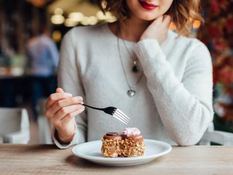 5 aliments qui vous empêchent de perdre du poids