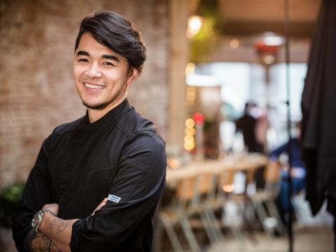 Top chef 2018: la recette de Geoffrey