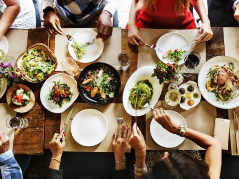 Restaurantmaaltijden aan halve prijs? Het kan dankzij deze app