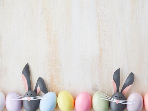 Pasen wordt extra feestelijk met deze recepten en handige tips