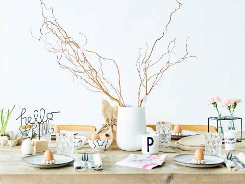 Vrolijk pasen aan een geweldige tafel!