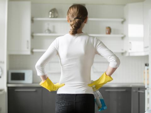 5 snelle projectjes voor een schone keuken