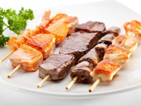 Vis of vlees op de BBQ? 2