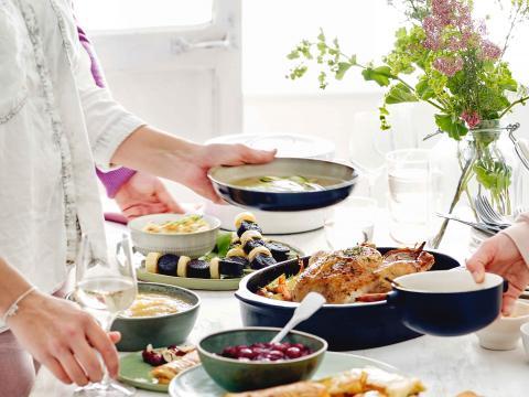 Zo organiseer je een budgetvriendelijk etentje