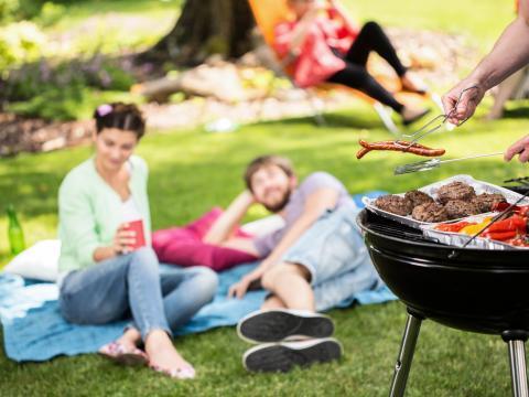 Mag je eigenlijk barbecueën in het openbaar?