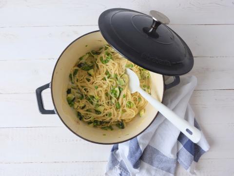 Une recette de Marie Gourmandise: One pot pasta