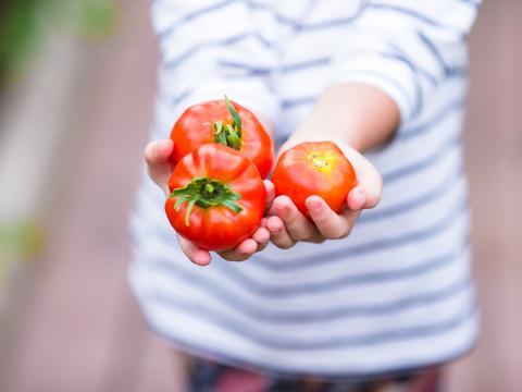 Veganistisch eten voor kinderen: waarop moet je letten?