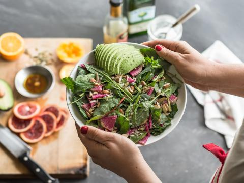 9x lekkere, slanke saladedressings 1