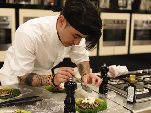 Dossier Top Chef 2018: les recettes de Geoffrey et Jeremy 1