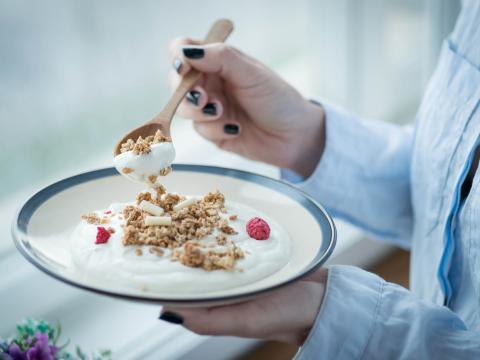 Qu'est-ce que le Skyr, ce yaourt islandais dont tout le monde parle?