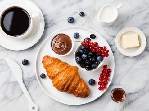Pour éviter de prendre du poids, ne sautez pas le petit-déjeuner!