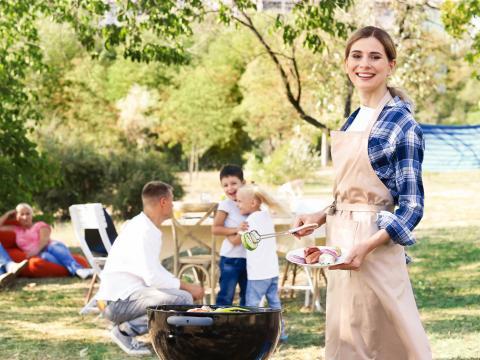 10 tips voor een relaxte barbecue