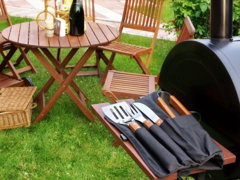5 outils indispensables à avoir pour cuisiner au barbecue