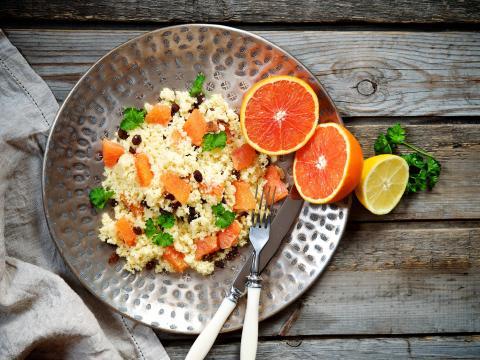 6 dingen warvan je niet wist dat ze lekker zijn in couscous