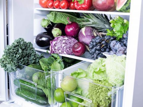 Welke groenten en fruit bewaar je beter niet in de koelkast? 1