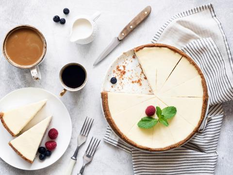 Cheesecake: 18 recettes gourmandes
