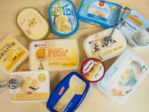 De grote Libelle Lekker vanille-ijs test