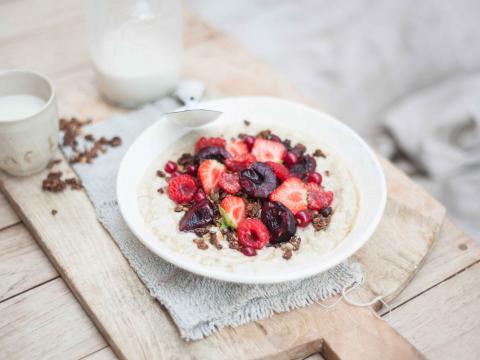 Zomerse ontbijtjes van Ellen Charlotte Marie