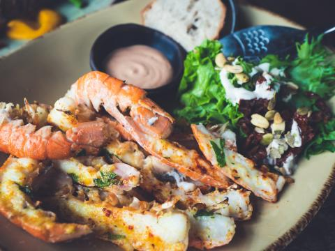 De IJslandse keuken: langoustines